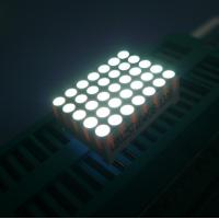 China High Luminous Flexible Dot Matrix Display LED Screen For Message Board wholesale