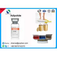 China 99% Purity Adipotide Peptides Powder Fat Burning Adipotide 2mg / Vial for Weight Loss wholesale