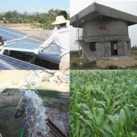 China Solar Pump with 8,400W Solar Panel for Irrigation, 15m Head and 360m³/Day Water Flow on sale