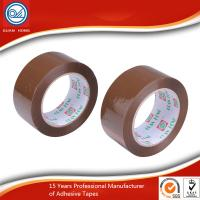 China 3 Inch Customized Super Clear BOPP Packaging Tape ISO&SGS Certificated wholesale
