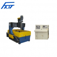 China CNC Plate & Flange Drilling Machine For Plates Model PZ1616 With Table Size 1600*1600 China on sale