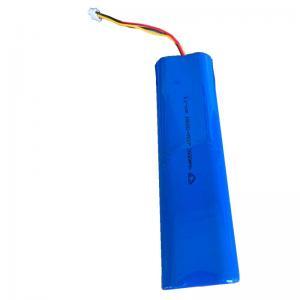 China NMC LiFePO4 14.8V 2600mah 18650 Battery Pack ROSH Rechargeable wholesale