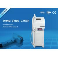 Pain Free 300W 808nm Diode Laser Hair Removal Machine Micro Cooling System