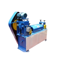 China ROHS 1500W Wire Straightener And Cutter Machine  Touch Screen  Operation wholesale