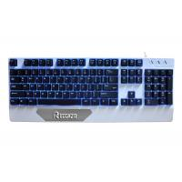 China Waterproof Gaming Computer Keyboard with Backlit / Palm Rest for Office wholesale