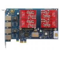 AEX410 with 4FXO Port Asterisk Card PCI Express Slot