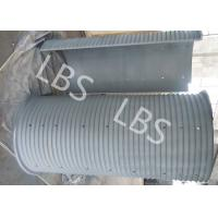 China Lefthand / Righthand Split Lebus Grooved Drum For Winch 20m/Min Speed wholesale