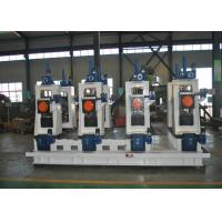 China SGS Standard Square Tube Mill Machine With PLC Encoded Control wholesale