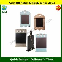 China Wooden Chalkboard Memo Board  YM6-019 wholesale