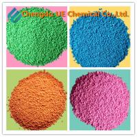 china factory price of sodium sulfate color speckles for detergent, color