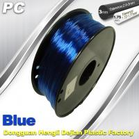 China High Strengh Cubify And  3D Printer Polycarbonate Filament 1.75mm / 3.0mm wholesale