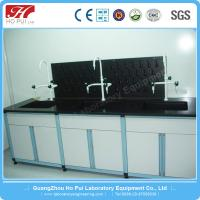China Commercial Furniture General Use Iron Metal Type laboratory chemical island benches wholesale