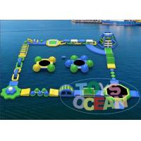 China Funny Adults Inflatable Water Park For Rental Walking Amusement wholesale