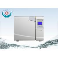 China Digital Control 22L Autoclave Steam Sterilizer For Dental Instruments Sterilization wholesale