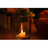 China Replacement Candle Holder Glass Containers 630ml Environmental wholesale