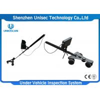 China HD Digital Under Vehicle Inspection Camera With 7 Inch DVR System For Security Check on sale