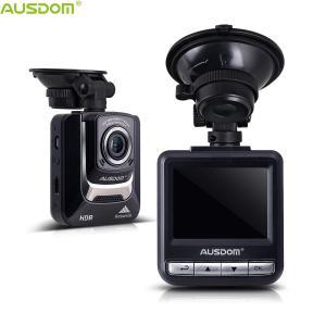 China Ausdom AD282 Plug and Play Ambarella A7 1296P 2.4 LCD Night Version G-Sensor Car DVR Dash Camera Support Micro SD Card on sale