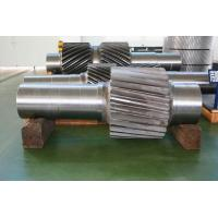 China High speed shaft  Forged Steel Shaft /Work up Roll/ Back up Roll made in China wholesale
