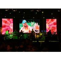 Quality Light Weight Hire LED Screen Full Color led stage screen rental 6.25mm Pixel for sale