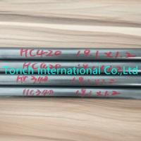 China Customized Length Welded Steel Pipe HC340 HC420 10-50mm OD For Automobile Parts wholesale