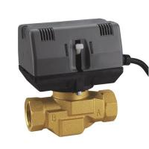 China Honeywell tape motorized valves on sale