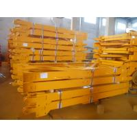 China Tower Crane Boom Mast Section , Potain Tower Crane Components 1730KG Weight wholesale