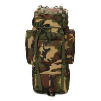 China Upgrade Version Military Tactical Backpacks , Army Green Travel Carry On Backpack With Rain Cover wholesale