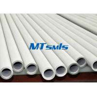 China ASTM A213 33.4mm Stainless Steel Industrial Pipe TP304 / 304L / 316 / 316L wholesale