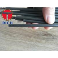 China Sae J526 Welded Low Carbon Steel Tube For Auto Refrigeration / Hydraulic wholesale