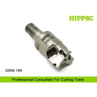 China Square CNC Carbide Router Bits With Thread Bolt And Takes Inserts wholesale