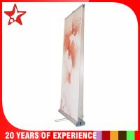 Quality Advertising Double Sides Retractable Display Banners 31.5*78.7 Inches for sale