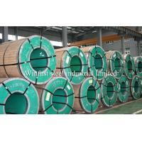 China Warehouse 201 Stainless Steel Coils 5 - 12 Tons Stainless Steel Strip Roll wholesale
