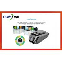 China High Definition GPS Tracking Dash Cam With Front And Inward Two Cameras wholesale