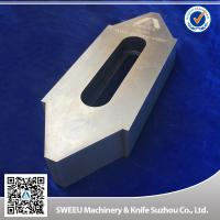 Wear Resistance Plastic Granulator Blades For Copper Cutting High Intensity for sale