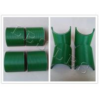 China Split Sleeve Polymer Nylon Lebus Grooved Drum Sleeve Device Machine wholesale