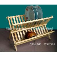 China China Bamboo & Wooden Dish Rack for Kitchen Implement wholesale