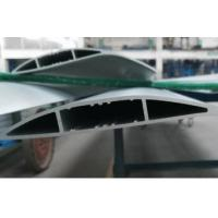 China Warehouse Using Industrial Palm Frond Fan Blades / Aluminum Louvers Panel HVLS Fan Blade wholesale