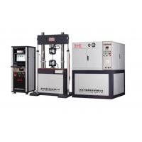 Buy cheap Servo Hydraulic Tension Torsion Fatigue Testing Equipment ±1% Displacement Accuracy from wholesalers