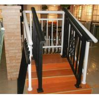 China Extrusion Aluminum Hand Railings / aluminum deck railing For decorative wholesale