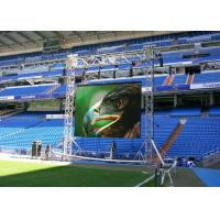 China Outdoor Rental Led Displays IP65 Waterproof P8 SMD Front Maintenance wholesale