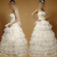 China Princess Volume Line Wedding Dress (VL-0017) wholesale