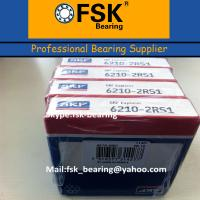 China Electric Hammer Bearing 6210 2RS China Deep Groove Ball Bearings Factory wholesale