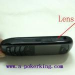 Blackberry Phone Hidden Lens