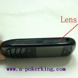 China Blackberry Phone Hidden Lens wholesale