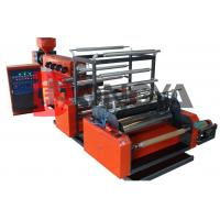 China Single Layer Stretch / Cling Film Extruder Machine 500 - 1500mm Width wholesale