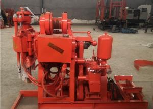 China Customized Hydraulic Small Portable Water Well Drilling Rigs GK 200 Meters Depth wholesale