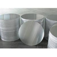 Quality 3mm Thick 1100 Aluminium Circles DC Rolled Polished For Cookware Pot Making for sale