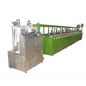 China pu ear plug foaming machine safety ear plug Automatic making production line wholesale