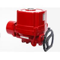 China Reliable Electric Rotating Actuator , Aluminum Alloy Electric Rotary Valve Actuator wholesale