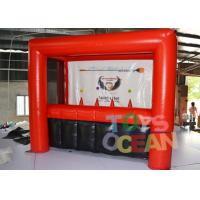 China Fun Interactive Party Games Inflatable Archery Hover Balls For Archery Laser Tag Game wholesale